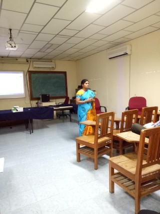 training programmes conducted
