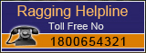 Ragging Helpline